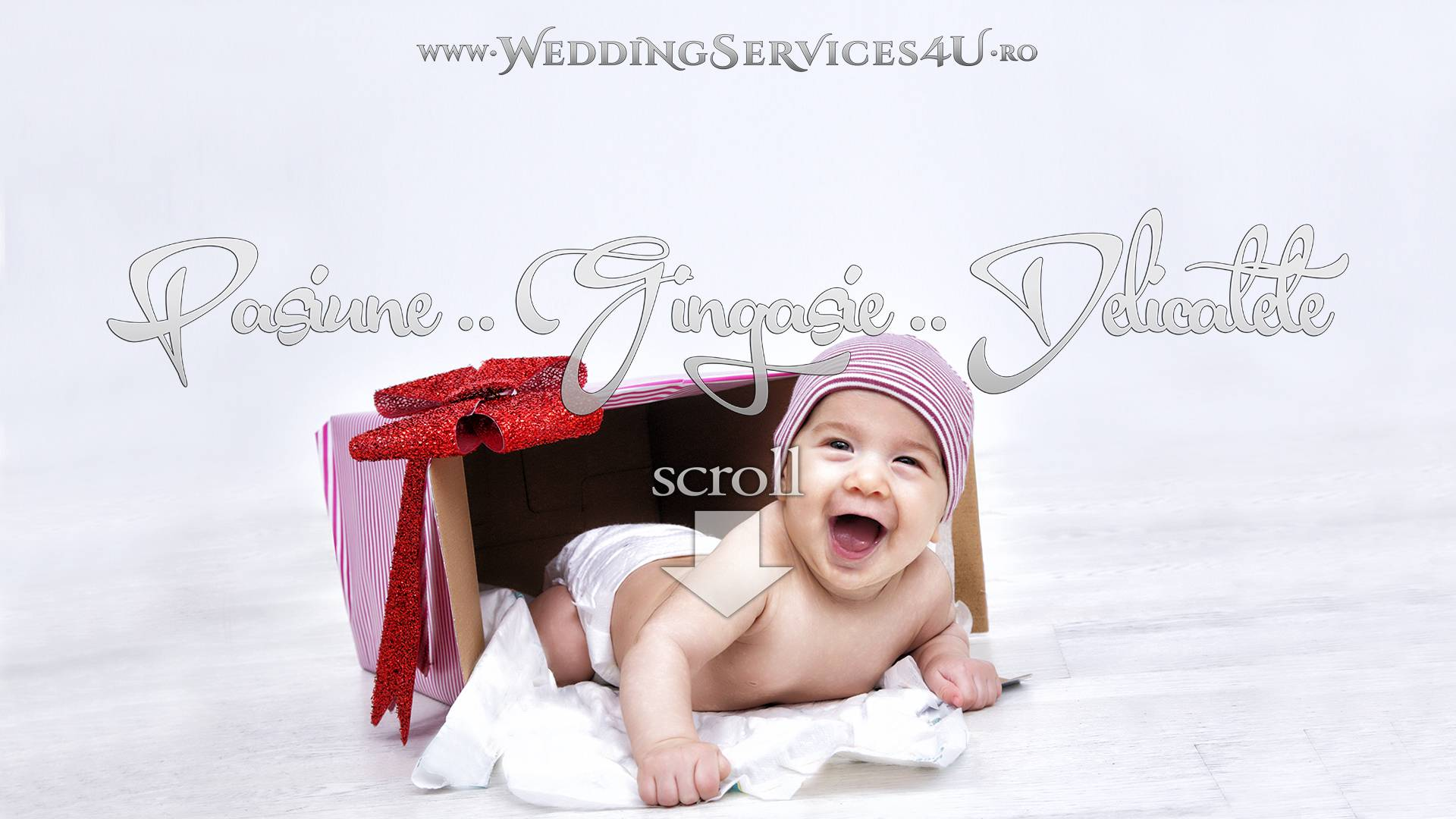 WeddingServices4U.ro Fotografie de Copii, Bebelusi, Nou Nascuti, Gravide, Mamici si Parinti in Studio Foto sau Exterior