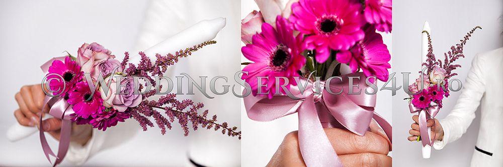 lumanare.nunta.lumanari.botez.decoratiuni.florale.restaurant.coronite.cocarde.domnisoare.de.onoare.bucuresti-WeddingServices4U.ro