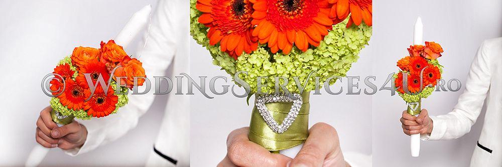 lumanari.nunta.lumanare.botez.decoratiuni.florale.restaurant.sala.coronite.cocarde.domnisoare.de.onoare.bucuresti-WeddingServices4U.ro