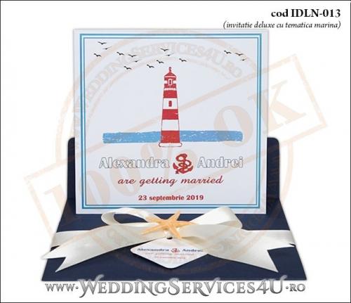 Invitatie_Deluxe_Nunta_IDLN-013-04-Tematica.Marina.cu.stea.de.mare.si.fundita