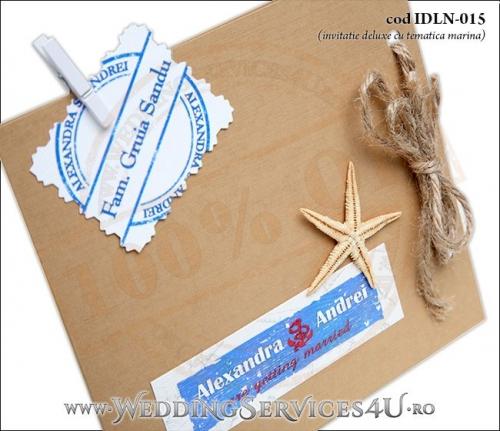 Invitatie_Deluxe_Nunta_IDLN-015-02-Tematica.Marina.cu.stea.de.mare.si.funie