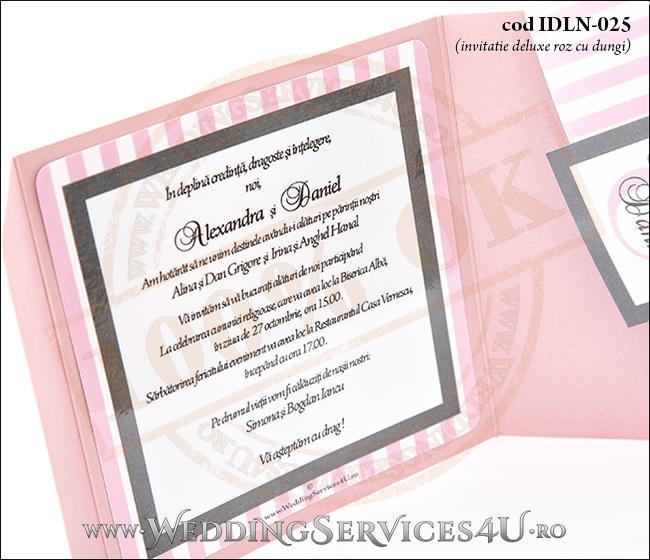 Invitatie_Deluxe_Nunta_Botez_IDLN-025-06_cu_roz