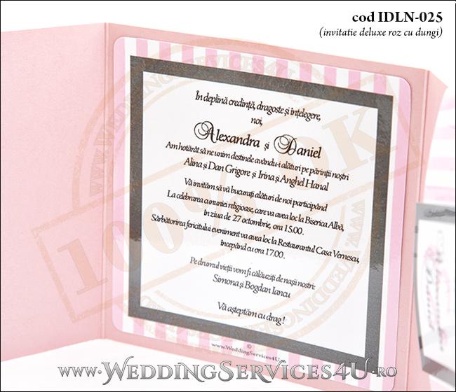 Invitatie_Deluxe_Nunta_Botez_IDLN-025-07_cu_roz_sidefat