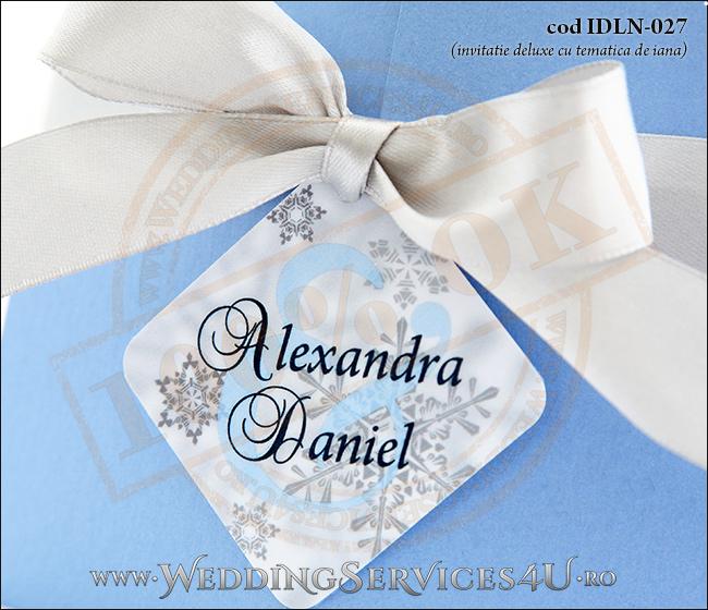 Invitatie_Deluxe_Nunta_Botez_IDLN-027-05_sidefata_cu_fulgi_de_gheata