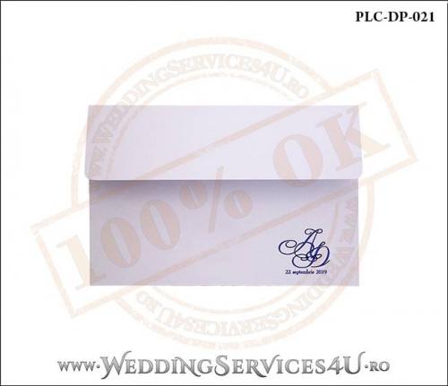 Plic Invitatie Nunta-Botez PLC-DP-021-01
