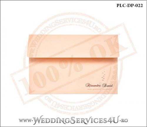 Plic Invitatie Nunta-Botez PLC-DP-022-01