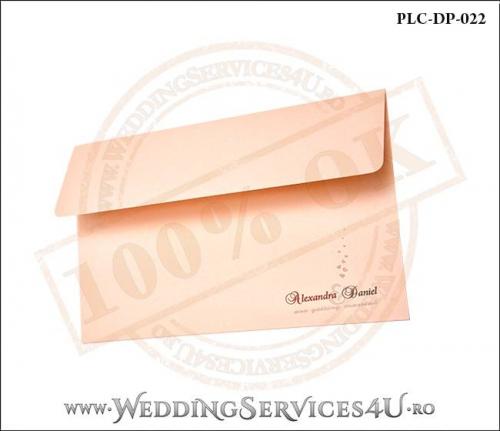 Plic Invitatie Nunta-Botez PLC-DP-022-02