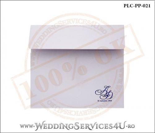 Plic Patrat Invitatie Nunta-Botez PLC-PP-021-01+