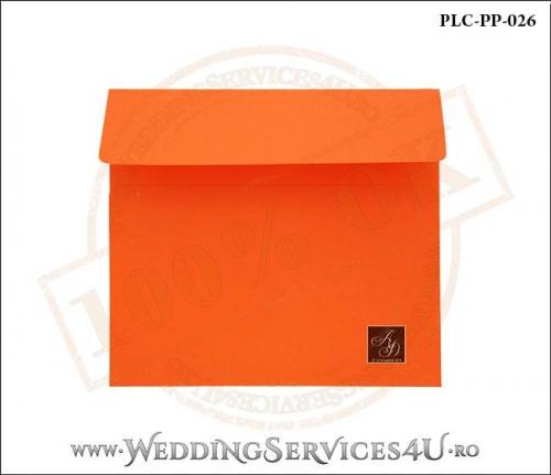 Plic Patrat Invitatie Nunta-Botez PLC-PP-026-01+