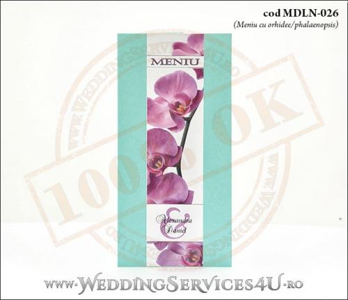 MDLN-026-01_meniu_exotic_nunta_botez_cu_flori_de_orhidee
