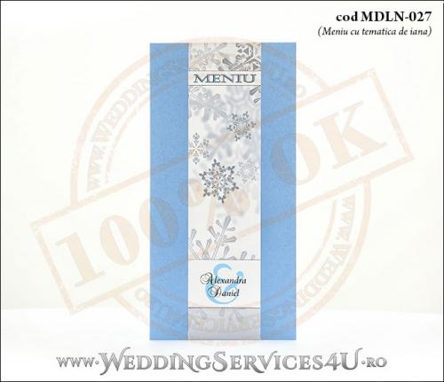 MDLN-027-01_meniu_nunta_botez_sidefat_cu_fulgi_de_zapada
