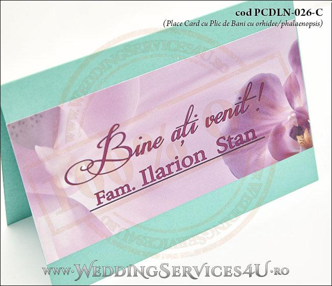 PCDLN-026-C-02_plic_de_bani_nunta_place_card_botez_cu_orhidee_ciclam